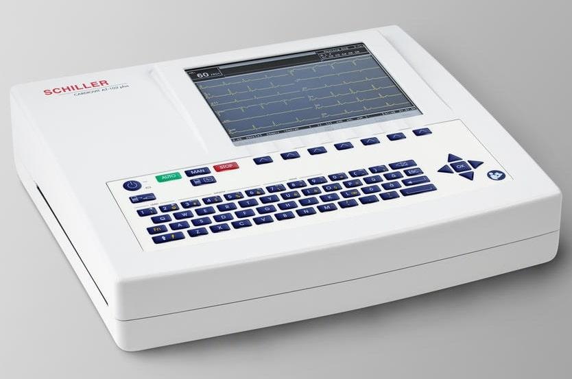 ECG CARDIOVIT AT-102 plus