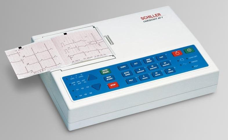 ECG CARDIOVIT AT-1