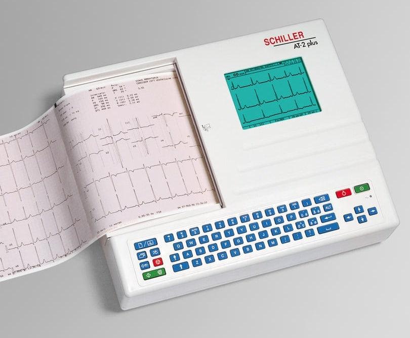 ECG CARDIOVIT AT-2 plus