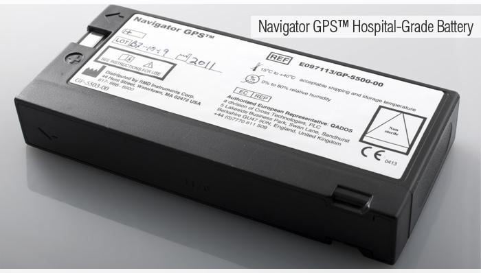 RMD NAVIGATOR GPS BATTERY PACK