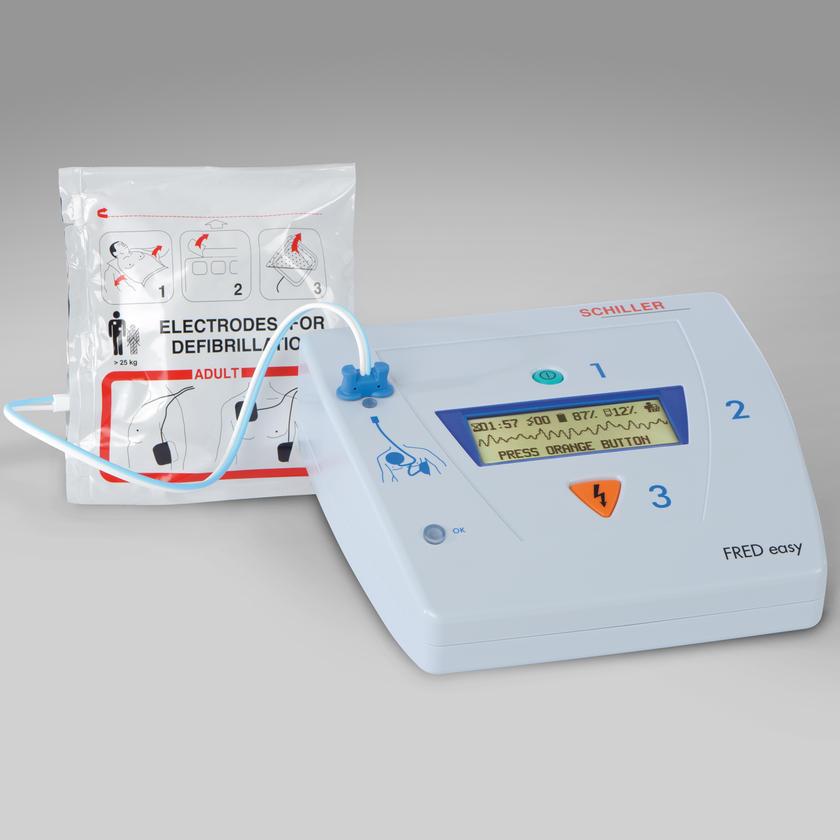 Defibrillator FRED easy