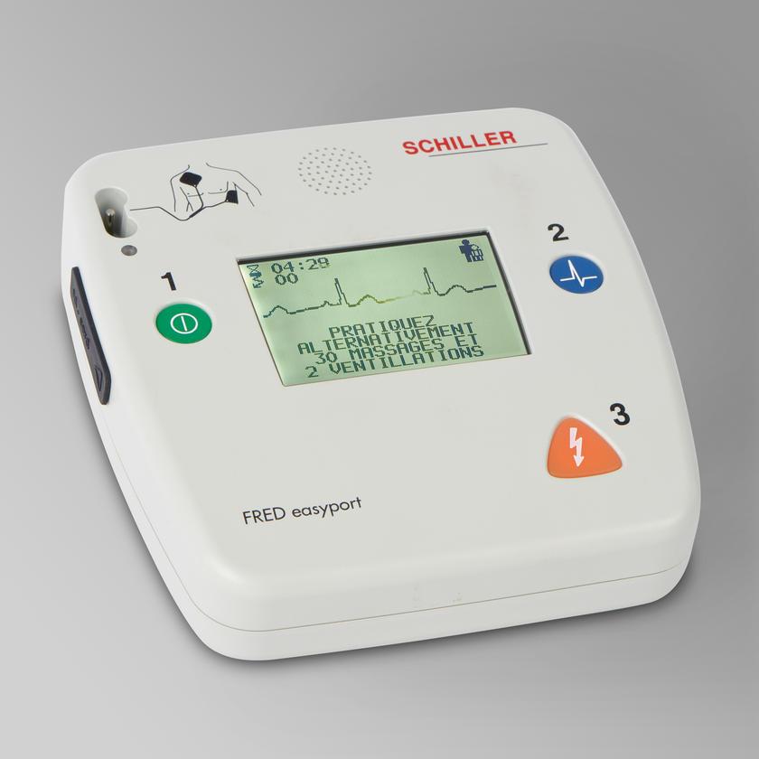 Defibrillator FRED easyport