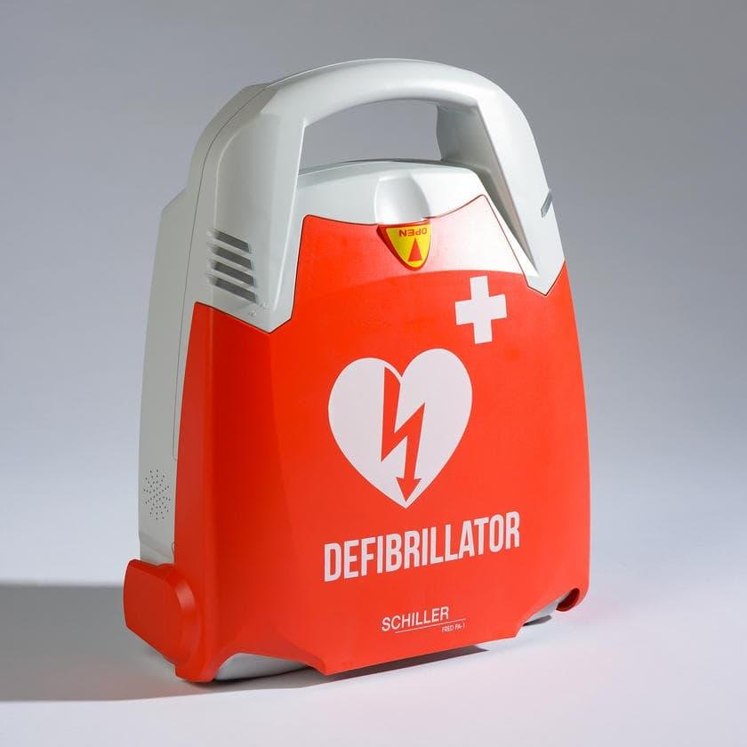 FRED PA-1 – Public Access Defibrillator