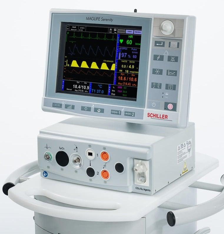 MAGLIFE Serenity MRI Monitor