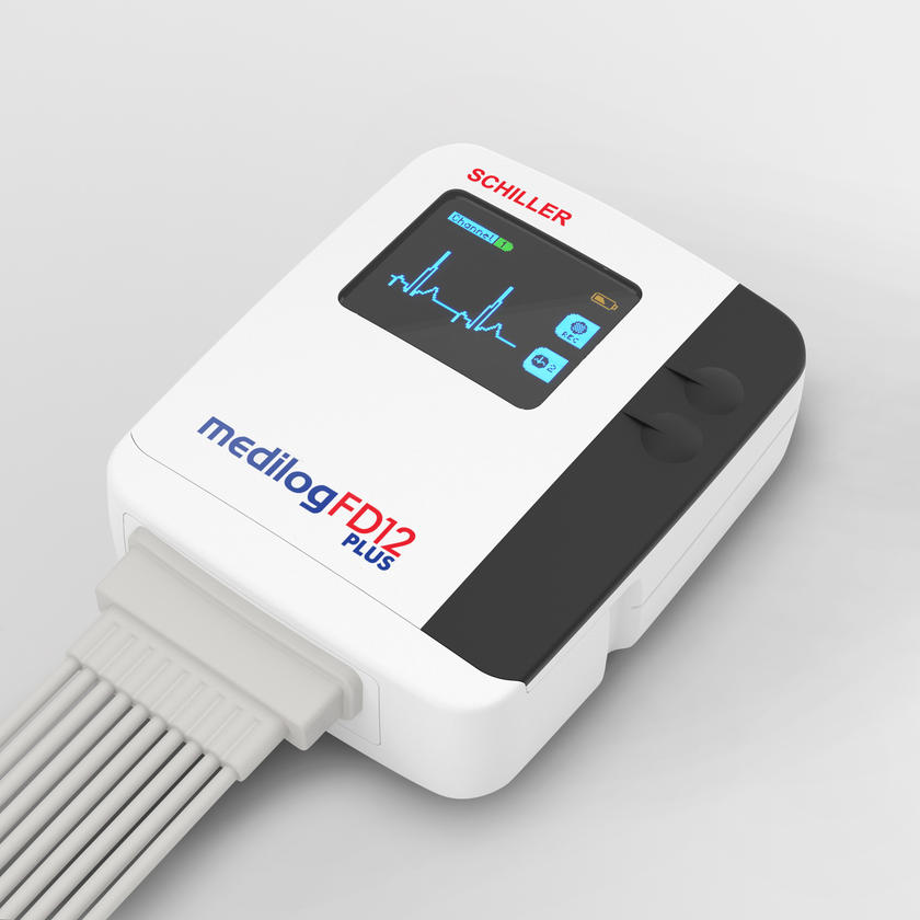 Medilog FD12plus