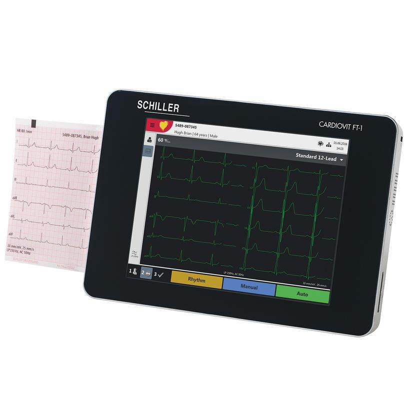 ECG CARDIOVIT FT-1